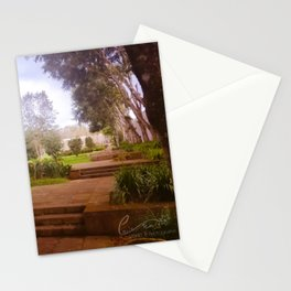 Afuera Del Museo II Stationery Cards