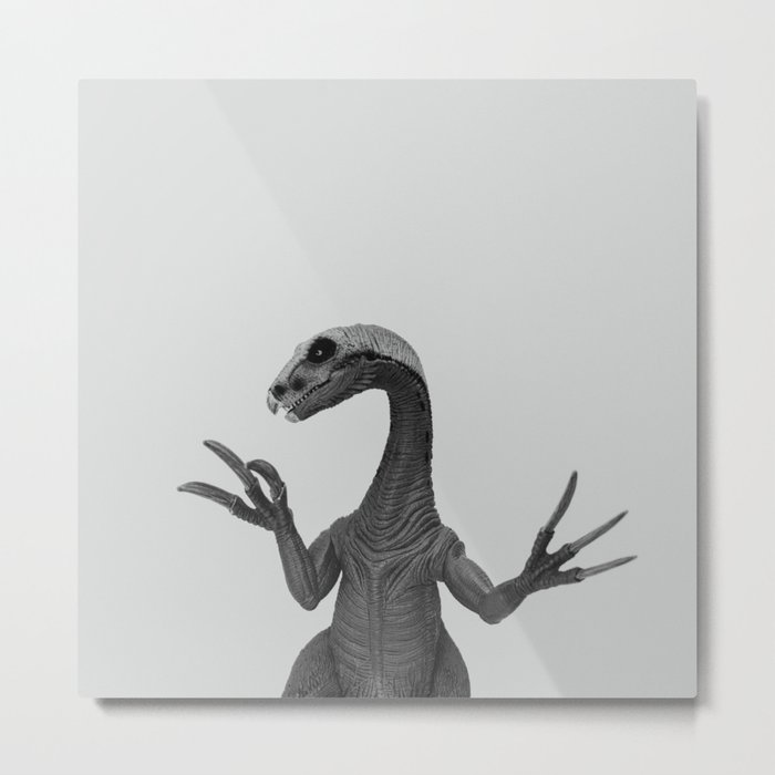 Dino Collection 2 of 4 Metal Print