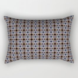 Globetrotter Rani 3 Rectangular Pillow