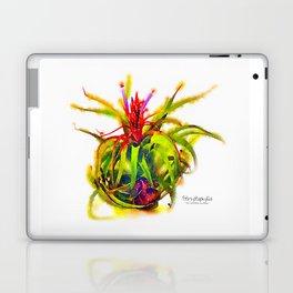 Tillandsia Streptophylla Air Plant Laptop & iPad Skin