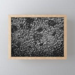 Oxide Stained Ceramic #1 Framed Mini Art Print