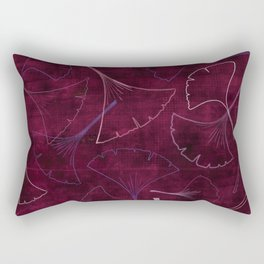 Think Ginkgo Rectangular Pillow