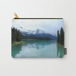 The Spirit of Maligne Lake Carry-All Pouch