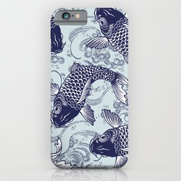 Japanese Koi Carp iPhone Case