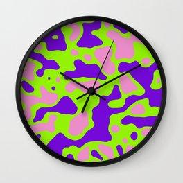 Camo 147 Wall Clock