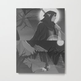 The Hermit (2) Metal Print