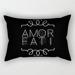 Amor Fati Rectangular Pillow