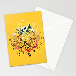 Inner Sphere Stationery Cards