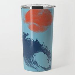 MONSTER WAVE Travel Mug