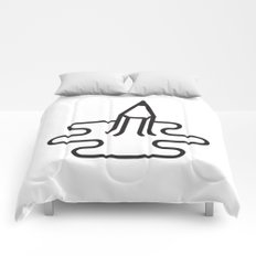 Melting point Comforters