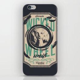 Wicked Wheel Weiß    FFXIV iPhone Skin
