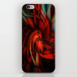 Flamenco iPhone Skin