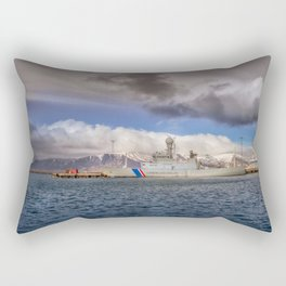 Icelandic Coast Guard | Reykjavik Rectangular Pillow