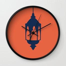 Lantern lust Wall Clock