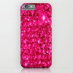 SparklE Hot Pink Slim Case iPhone 6