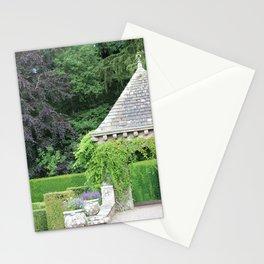 Gazebo dans le Jardin Italien Stationery Cards