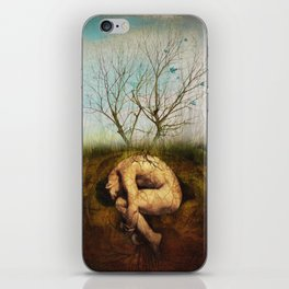The Dreaming Tree iPhone Skin