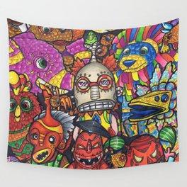 Viva Pinata Wall Tapestry
