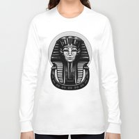 egypt Long Sleeve T-shirts featuring Egypt by nicksimon