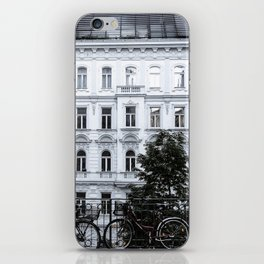 Streets of Vienna iPhone Skin