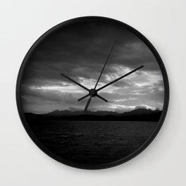 Sigh Wall Clock