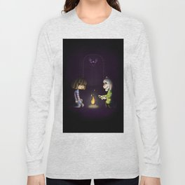 Frisk and Asriel Long Sleeve T-shirt