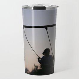 sunset swing Travel Mug