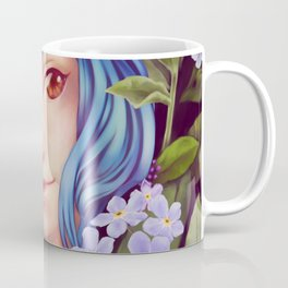 Forget me not Coffee Mug