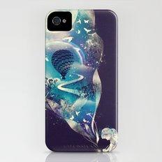 Dream Big Slim Case iPhone (4, 4s)