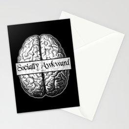 Socially Awkward Stationery Cards
