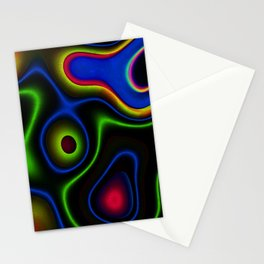 Vibrant Fantasy 6 Stationery Cards