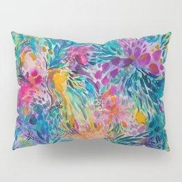 Summer Floral Pillow Sham