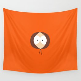 Where is Kenny? Wall Tapestry