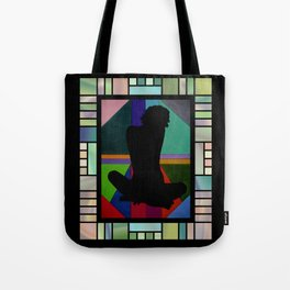 World Sit-In Tote Bag