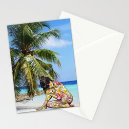 Plumeria Spirit Stationery Cards