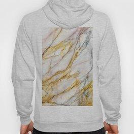 Marble Texture Hoody