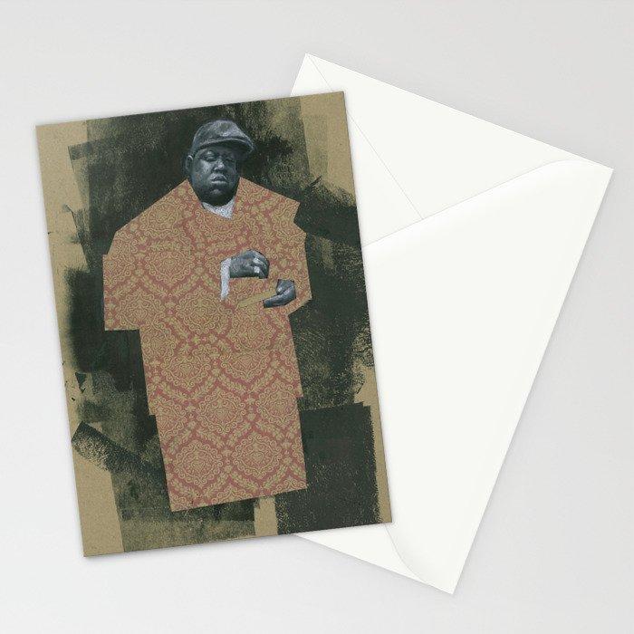 BIG POPPA Stationery Cards