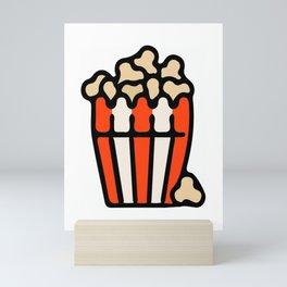 Pop corn Mini Art Print