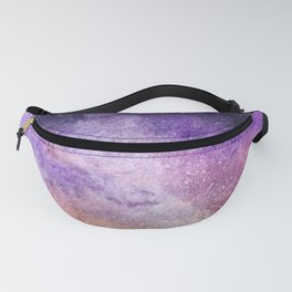Dreams Original Watercolor Painting. Fanny Pack