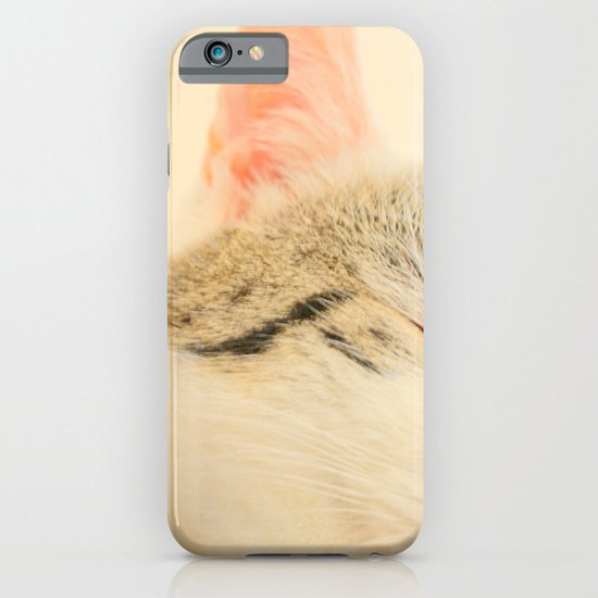 Peachy Kitty iPhone & iPod Case