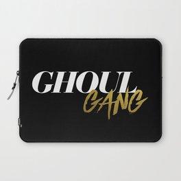 Goul Gang - White Laptop Sleeve