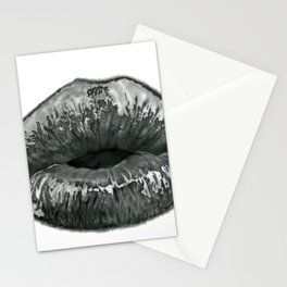 Kissy Lips ~ Saint Valentine Stationery Cards