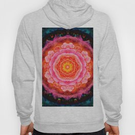 Mystical Rose Mandala Hoody