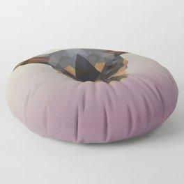 Polygon Pinscher Floor Pillow