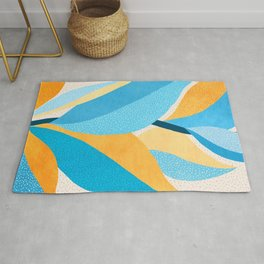 Fire and Ice / Light Palette Rug