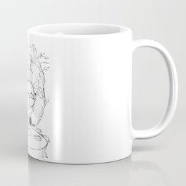 Pour the Tea Coffee Mug