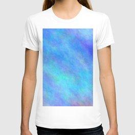 Cornflower Blue Color T-shirt