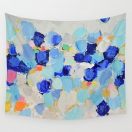Amoebic Party No. 1 Wall Tapestry