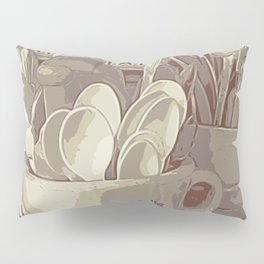 Vichy Pillow Sham