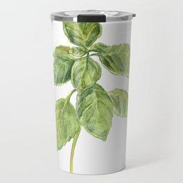 The Basil Plant Travel Mug